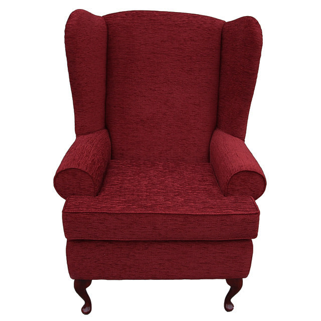 Large Wingbacks. Wingback Chairs  Beaumont Furnishings