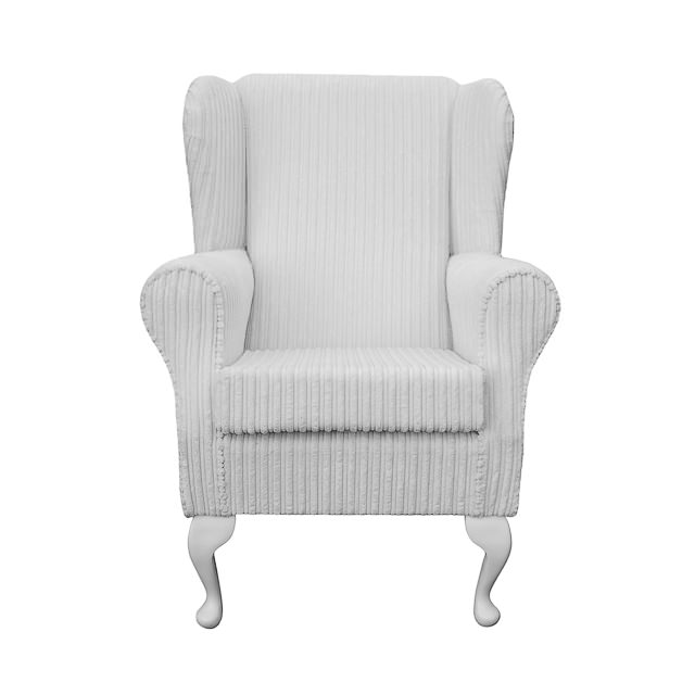 Wing Back Fireside Armchair Small Westoe Orthopaedic in a ...