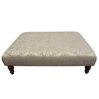 large footstools / coffee table, beaumont furnishings- -