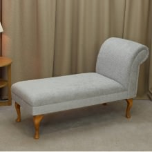 Beaumont furnishings bespoke furniture manufacturer for Armless chaise longue