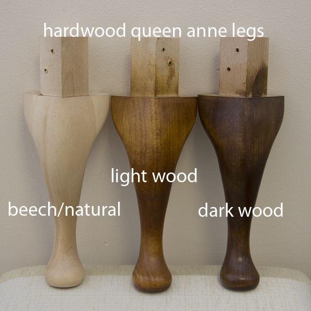 Queen Anne Legs
